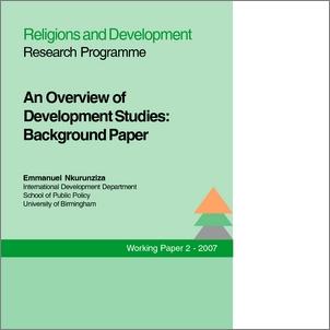 the companion to development studies pdf
