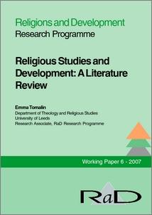 Religious Studies project essays