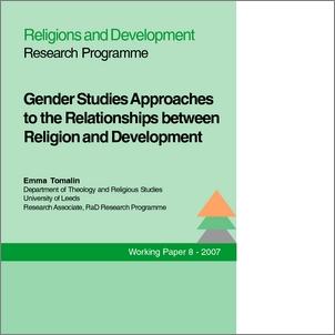 religions and development tomalin emma