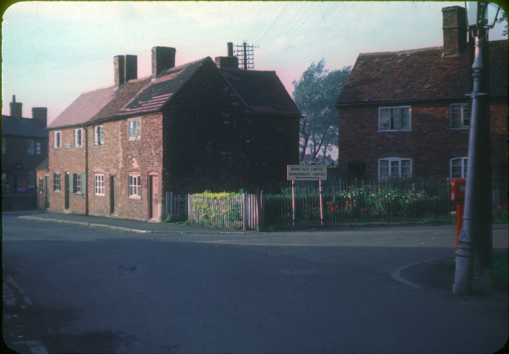 Bartley Green, Wood Gate Old Houses - ePapers Repository