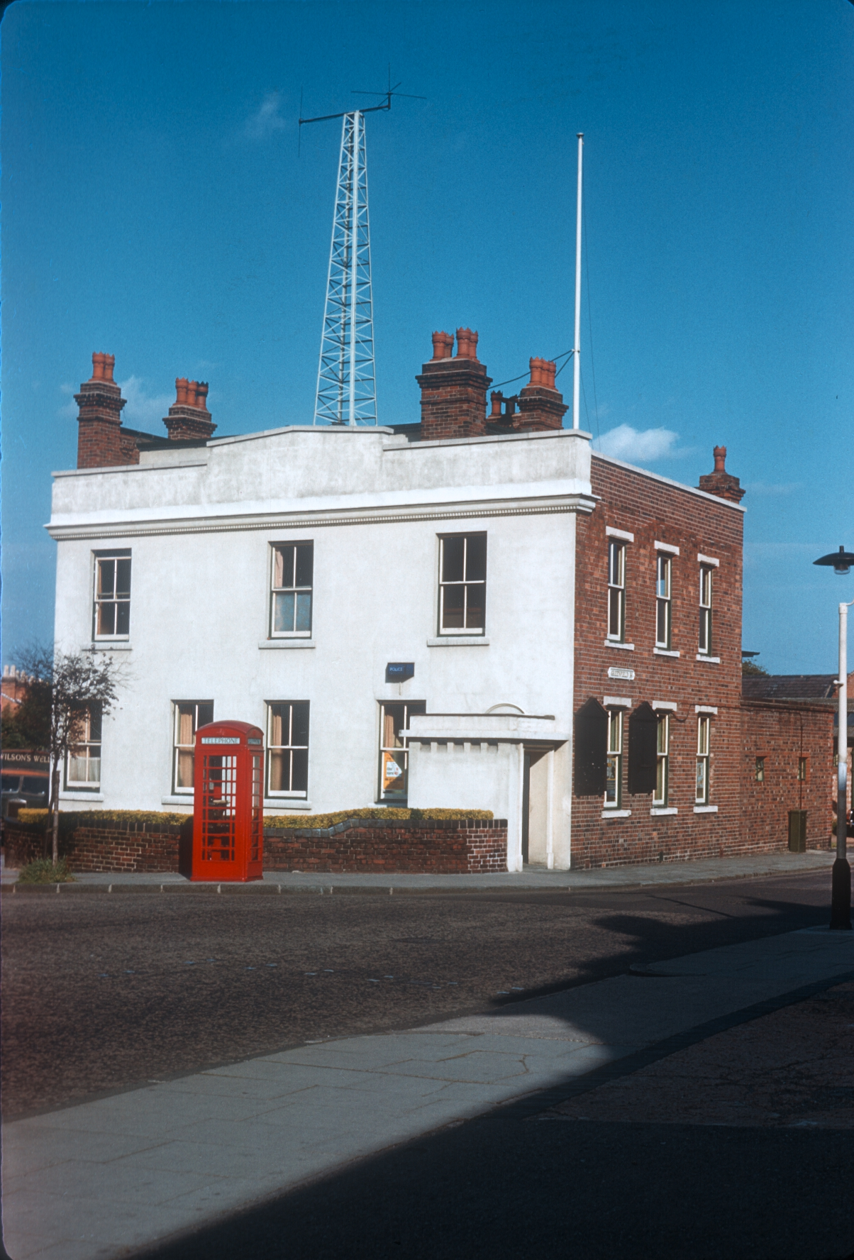 Harborne Police Station Epapers Repository