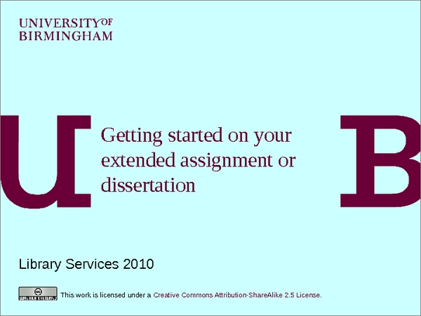 Evaluation of options for a UK electronic thesis service: study report